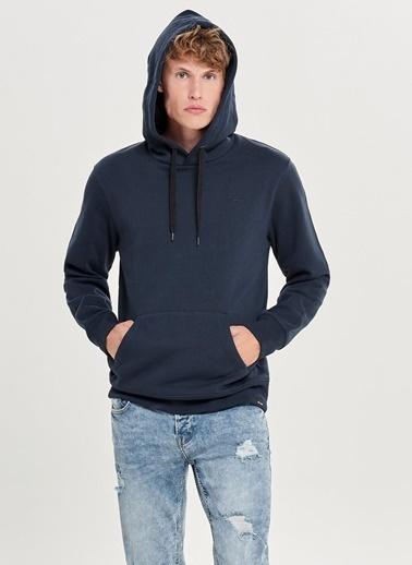 Only Sweatshirt Lacivert
